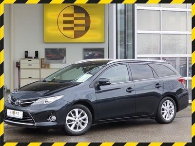gebraucht Toyota Auris TS 1,6 Valvematic Lounge