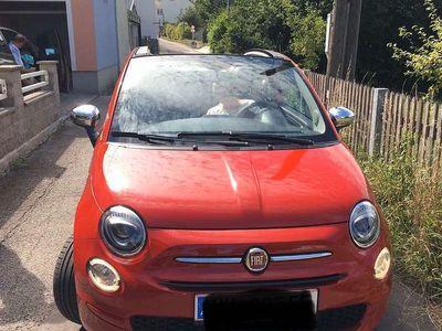 gebraucht Fiat 500C Mirror Cabrio / Roadster