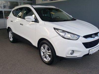 gebraucht Hyundai ix35 2,0 CRDi 2WD Premium
