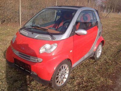 gebraucht Smart ForTwo Cabrio / Roadster