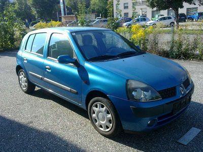 gebraucht Renault Clio 1,2 16V Klein-/ Kompaktwagen