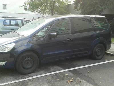 gebraucht Ford Galaxy 2.0 Tdci Kombi / Family Van