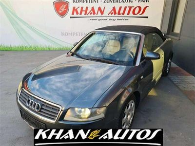 gebraucht Audi A4 Cabriolet 1,8 T *Leder*Xenon*