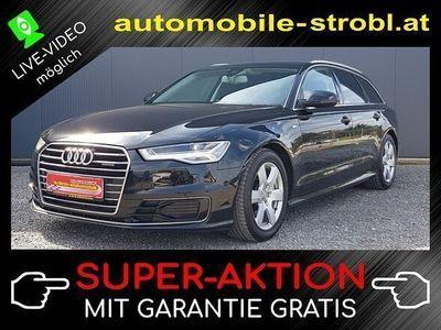gebraucht Audi A6 Avant 3,0 TDI Quattro S-tr. *LED-Matrix*Air-Susp.*Sport-S