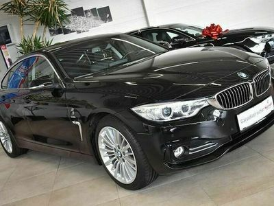 gebraucht BMW 418 Gran Coupé 4er-Reihe d Luxury Line Aut. Sportwagen / Coupé