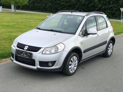 used Suzuki SX4 1.9 DDiS 4WD