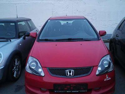 gebraucht Honda Civic 1.7 CTDi LS Sport Sportwagen / Coupé