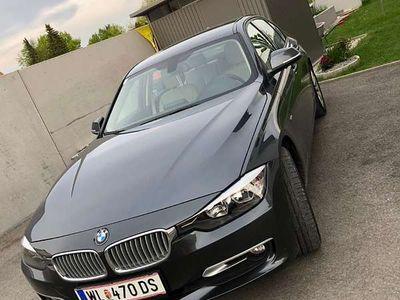 gebraucht BMW 316 3er-Reihe (F30) Österreich-Paket
