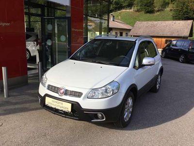 gebraucht Fiat Sedici 1,6 120 Dynamic