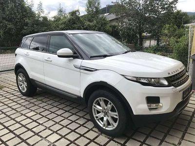 gebraucht Land Rover Range Rover evoque Pure Tech, 2,2 TD SUV / Geländewagen