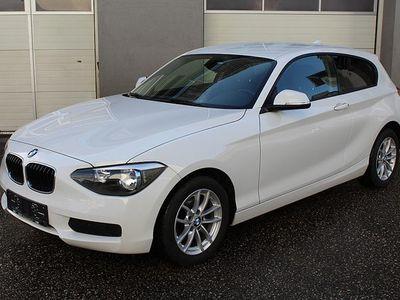 gebraucht BMW 118 1er-Reihe d Ö-Paket Aut. Limousine,