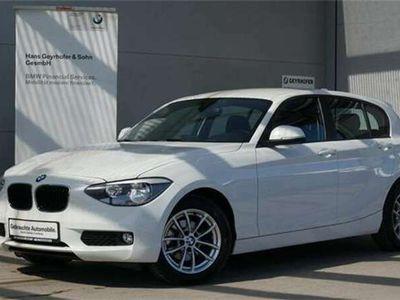 gebraucht BMW 114 d 5-Türig