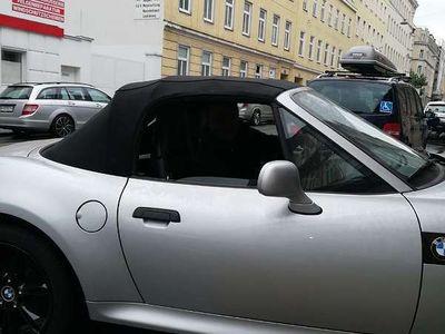 gebraucht BMW Z3 1.9 Cabrio / Roadster