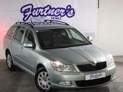 gebraucht Skoda Octavia Combi 1,2 TSI Ambition Sofort Kredit NUR 43,000 KM Neuwertig Kombi / Family Van