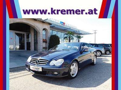 gebraucht Mercedes CLK200 Kompressor Cabrio Elegance