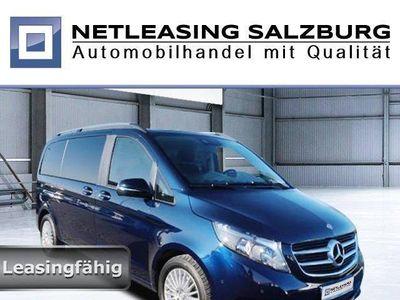 brugt Mercedes V220 BT K+Navi+Fahrassist+el.Türen+EasyPack+7S
