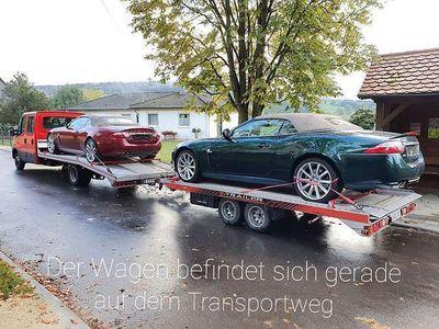 gebraucht Jaguar XK8 4,2 V8 Cabrio ! Super Zustand ! Vollständiges Ser