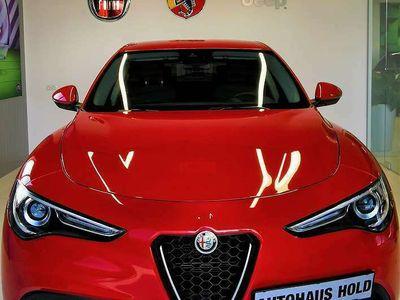 gebraucht Alfa Romeo Stelvio 2,0 ATX AWD SUV / Geländewagen