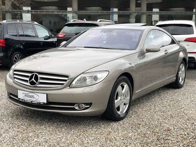 gebraucht Mercedes CL500 CL-KlasseAut. V8 NIGHT VISION - SCHIEBEDACH - SOFT CLOSE Sportwagen / Coupé