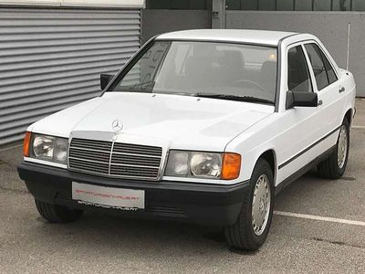 gebraucht Mercedes 190 2,0, Originalzustand, historische Zulassung!