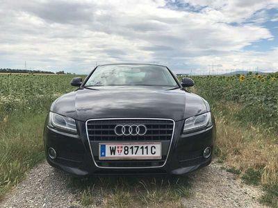 gebraucht Audi A5 TDI 2,7 Sportwagen / Coupé