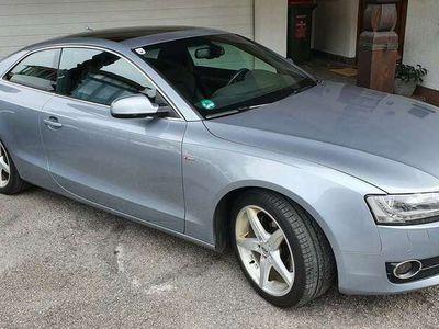 gebraucht Audi A5 Coupé 2,7 TDI V6 DPF Aut.