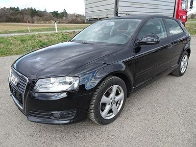 gebraucht Audi A3 Ambiente 1,6 TDI DPF