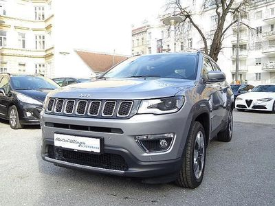 brugt Jeep Compass 1,4 MultiAir2 AWD Limited Aut. Limited