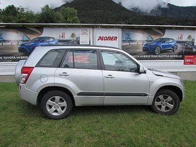gebraucht Suzuki Grand Vitara 1,9 DDiS deluxe