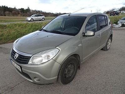 gebraucht Dacia Sandero Ambiance 1,6 MPI