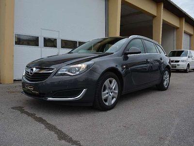 brugt Opel Insignia ST 1,6 ECOTEC Edition Start/Stop System Aut. Kombi / Family Van,