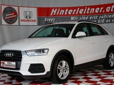 gebraucht Audi Q3 TFSI LED XENON AHV WINTERPAKET SUV / Geländewagen