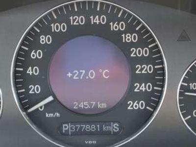 gebraucht Mercedes E270 E-Klasse Mercedes BenzCDI Limousine