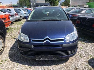 used Citroën C4 1,6 HDi 90 SX