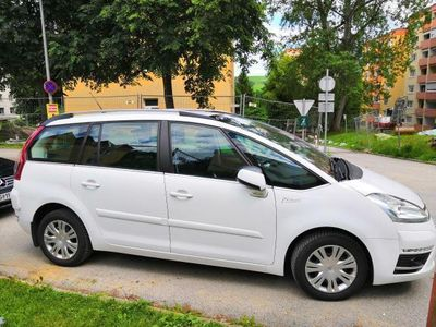 brugt Citroën Grand C4 Picasso C4 Picasso 1,6 HDi Jubiläums Collection Kombi / Family Van,