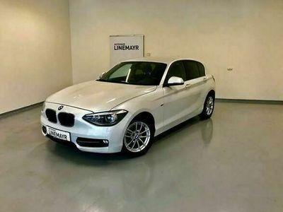 gebraucht BMW 114 d Xenon, Sportline