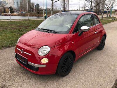 gebraucht Fiat 500 1,2 Lounge Klein-/ Kompaktwagen