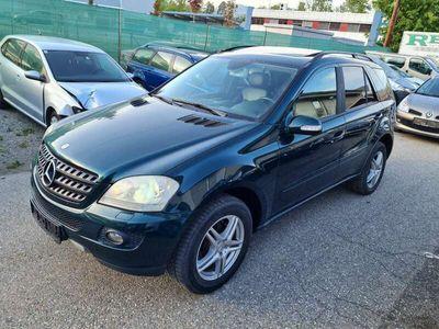 gebraucht Mercedes ML320 CDI 4MATIC Aut. DPF Euro4