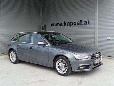 gebraucht Audi A4 Avant 20 TDI quattro NAVI 19.900-