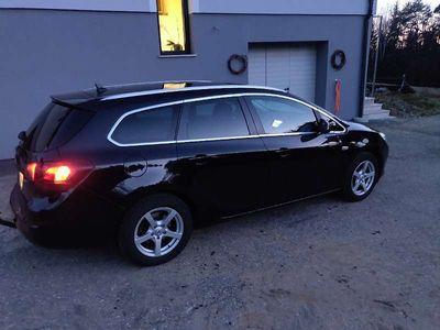 gebraucht Opel Astra 2.0 cdti Kombi / Family Van