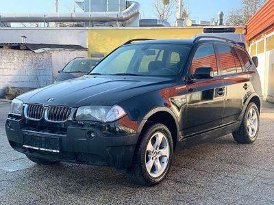gebraucht BMW X3 3,0d*EXPORT*FAHRBEREIT* SUV / Geländewagen