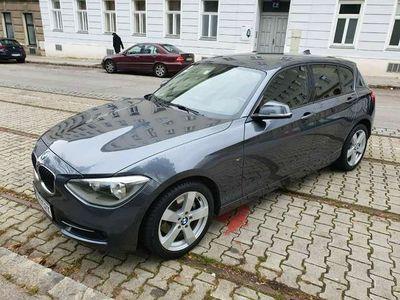 gebraucht BMW 125 1er Sport Line