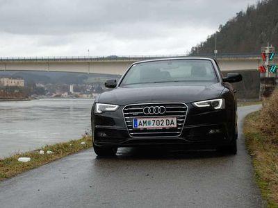 gebraucht Audi A5 Cabriolet 2.0 Cabrio QUATTRO / Roadster