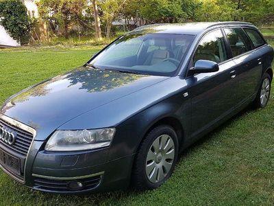 gebraucht Audi A6 A6Avant Kombi / Family Van