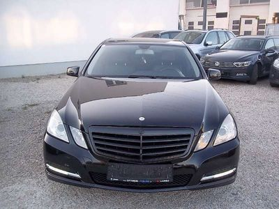 used Mercedes E200 BlueEfficiency CDI Aut.