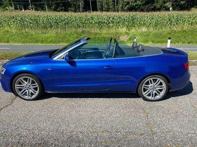 gebraucht Audi A5 Cabriolet 3,0 TDI Sport Quattro / Roadster