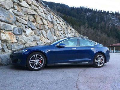 gebraucht Tesla Model S P90D, gratis Supercharger! Limousine