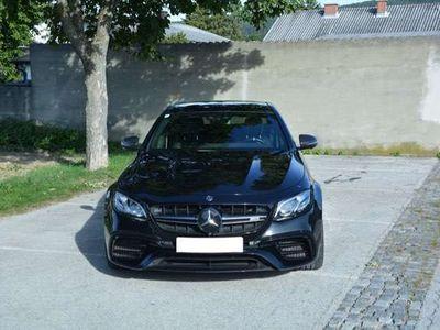 gebraucht Mercedes S63 AMG E 63 AMG -Klasse Allrad (W213)4MATIC Aut.