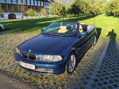 gebraucht BMW 330 Cabriolet Ci Österreich-Paket Aut.