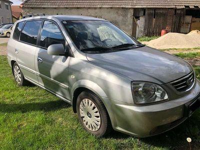 gebraucht Kia Carens CRDi/EX/Luxury Kombi / Family Van